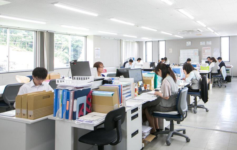 オフィススペース(3F)