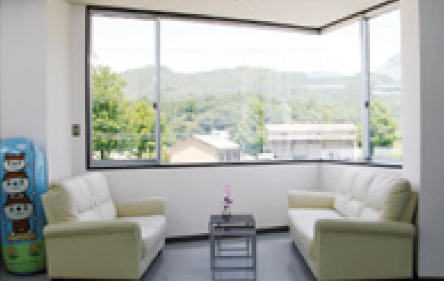 会議室・応接スペース(2F)